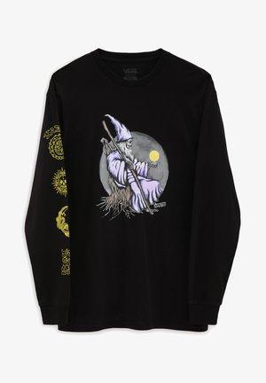 MN NEW AGE LS - Sweatshirt - black