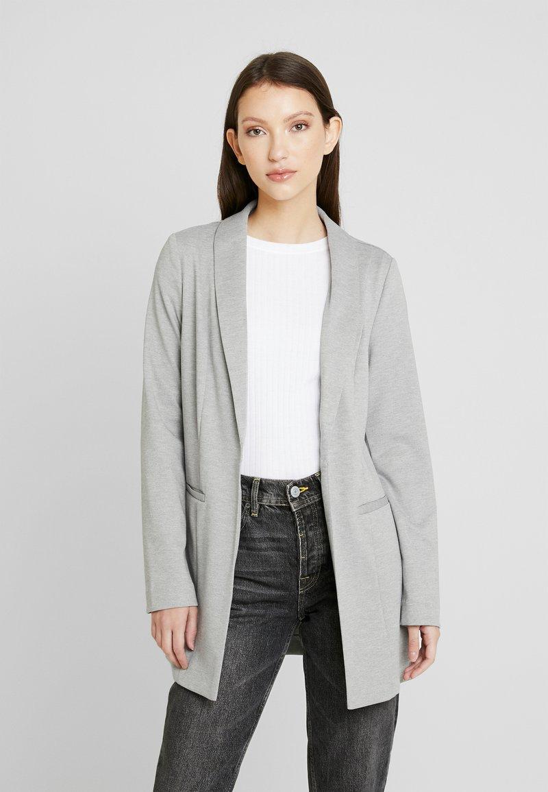 Vero Moda - VMSINAKATEY  - Short coat - light grey melange