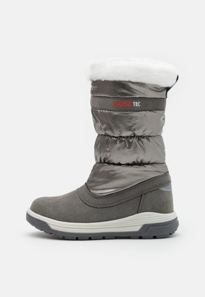 REIMATEC BOOTS SOPHIS UNISEX - Winter boots - dark silver