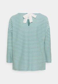 TOM TAILOR DENIM - Long sleeved top - mint - 1