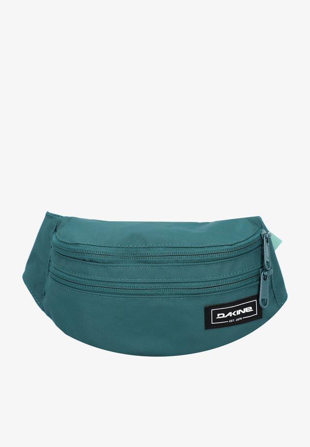 Bum bag - digital teal