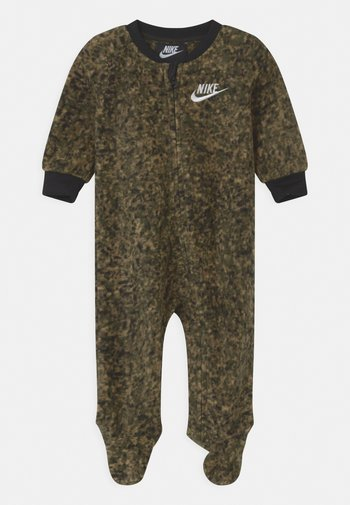 DIGI CONFETTI UNISEX - Sleep suit - rough green