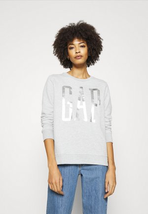 Felpa - light heather grey