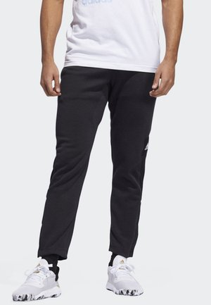 CROSS-UP 365 TRACKSUIT BOTTOMS - Pantaloni sportivi - black