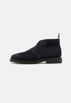 KYREE - Casual lace-ups - marine