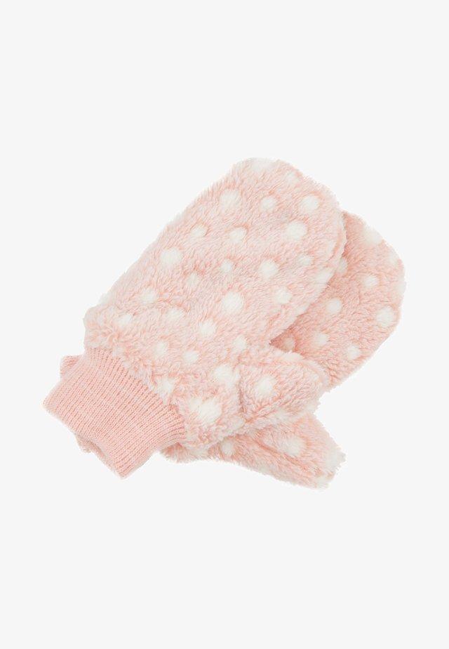 TODDLER GIRL  - Rękawiczki z jednym palcem - pink