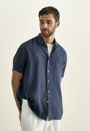 Camicia - blue-black denim