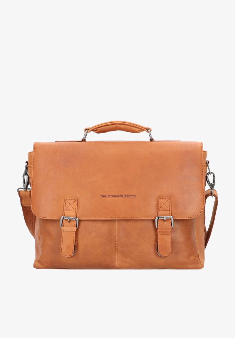 The Chesterfield Brand - Briefcase - cognac