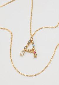 P D Paola - LETTER NECKLACE - Necklace - gold-coloured - 4