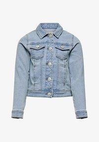 Kids ONLY - Denim jacket - light blue denim - 0