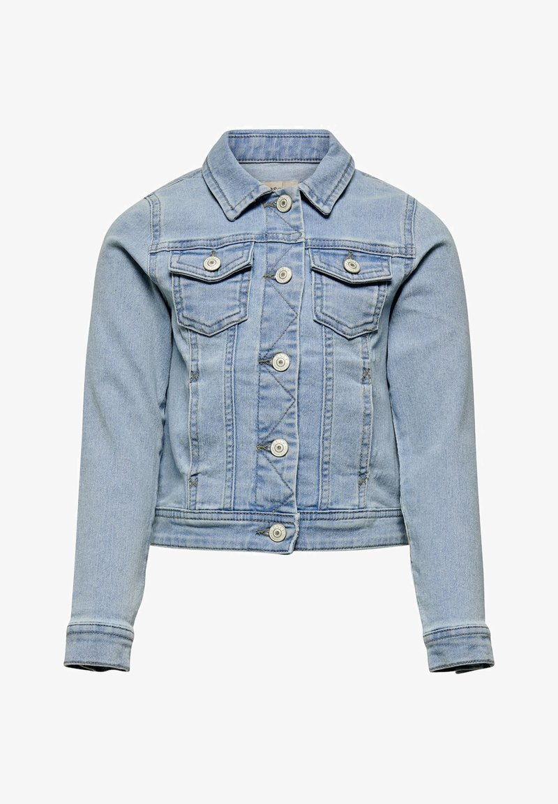 Kids ONLY - Denim jacket - light blue denim