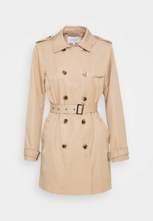 VIMOVEMENT - Trenchcoat - off-white