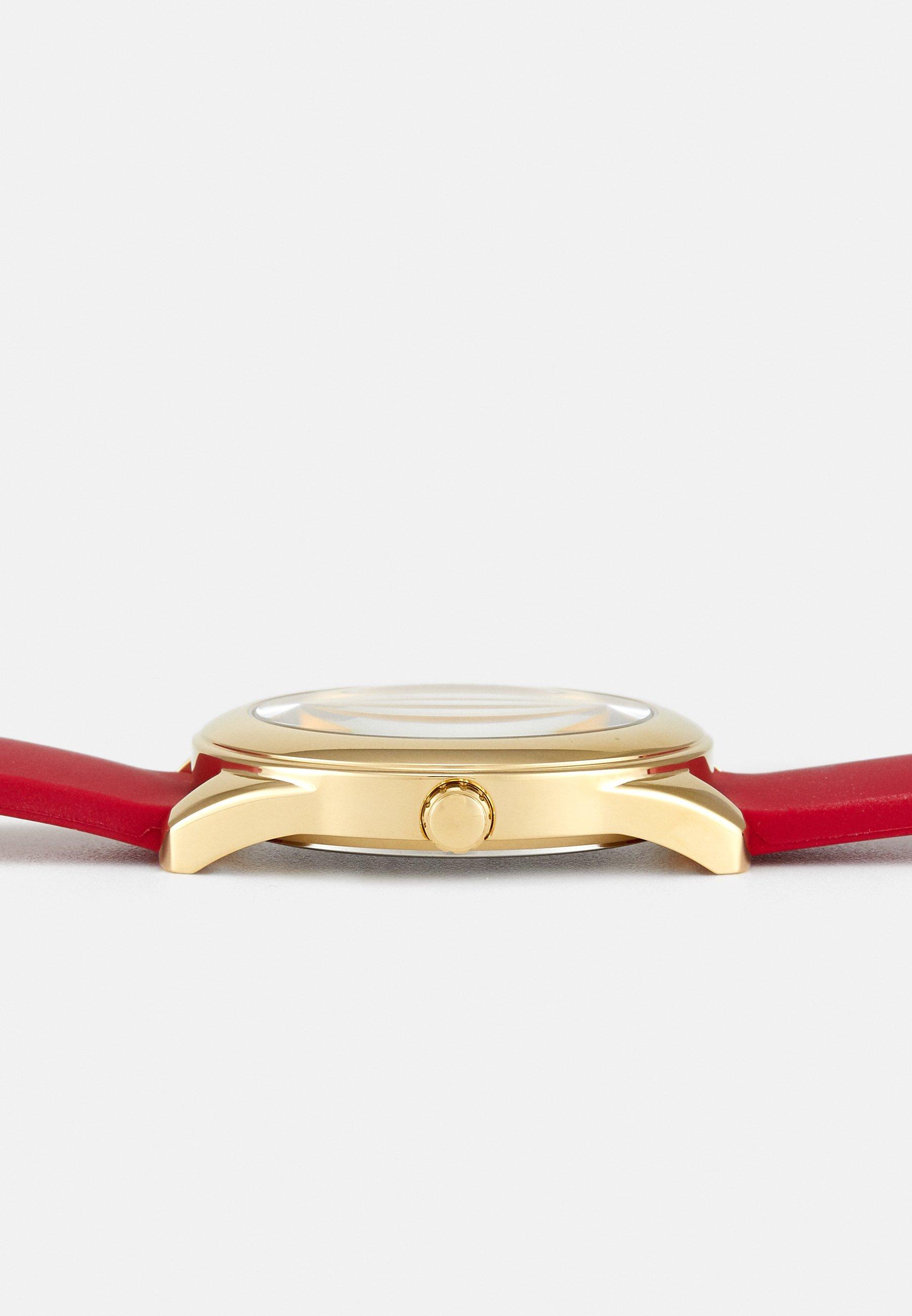 Guess Klokke - gold-coloured/red/gull zimHZ7touimPhJb