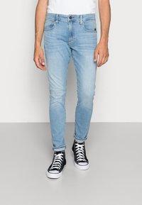 G-Star - REVEND SKINNY - Jeans Skinny Fit - light indigo aged - 0