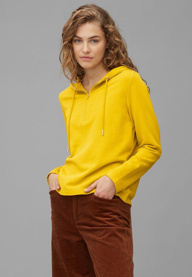Bluza z kapturem - pure curry