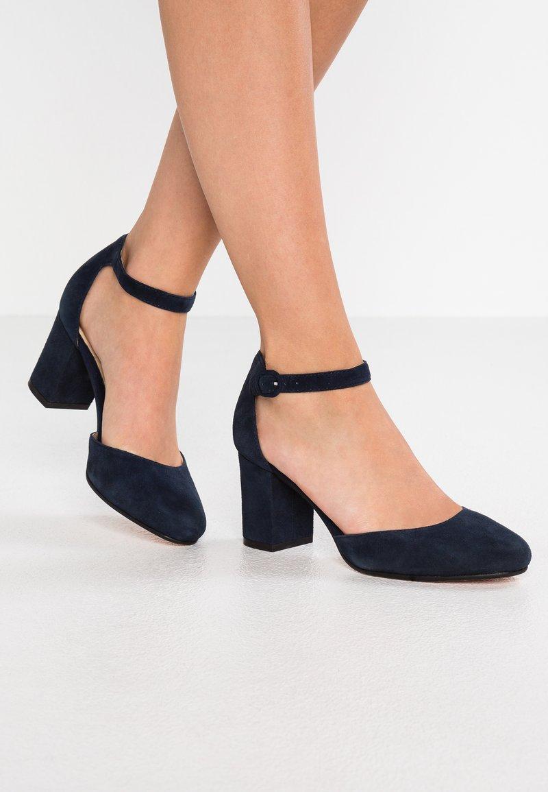 Pier One - Classic heels - dark blue
