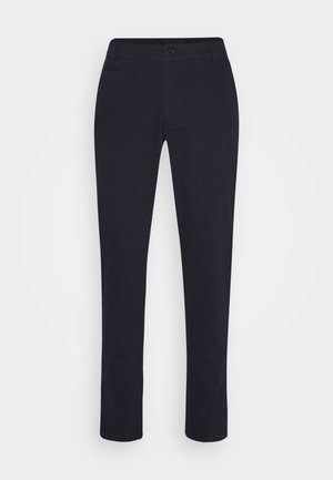 PASCAL PANTS - Pantalones chinos - dark navy