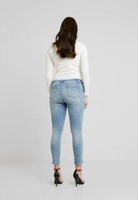 Forever Fit - SIDE - Jeans Skinny Fit - mid blue wash - 2