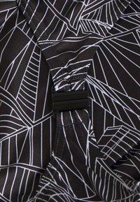 Zoggs - LINEAR HI FRONT - Swimsuit - black - 1