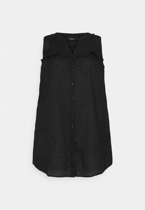 MAMBER TUNIC - Blouse - black