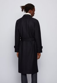 BOSS - GIBOR - Classic coat - dark blue - 2