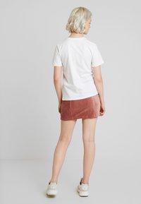 Even&Odd - T-shirt print - white - 2