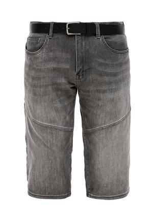 Jeans Shorts - medium grey