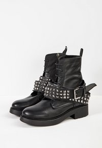 Inuovo - Lace-up ankle boots - black - 3