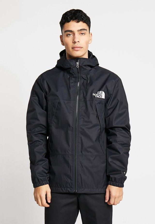 M1990 MNTQ JKT - Outdoorová bunda - tnfblack/tnfwhite