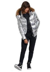 Superdry - Winter jacket - silver metallic - 1