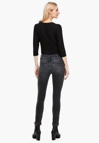 s.Oliver - Jeans Skinny Fit - grey sretc - 2