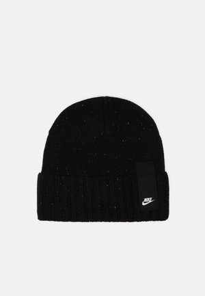 BEANIE CUFFED UNISEX - Mütze - black