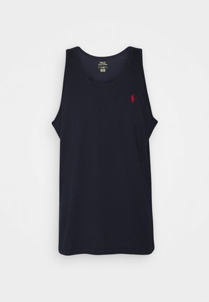 WASHED JERSEY TANK - Top - ink