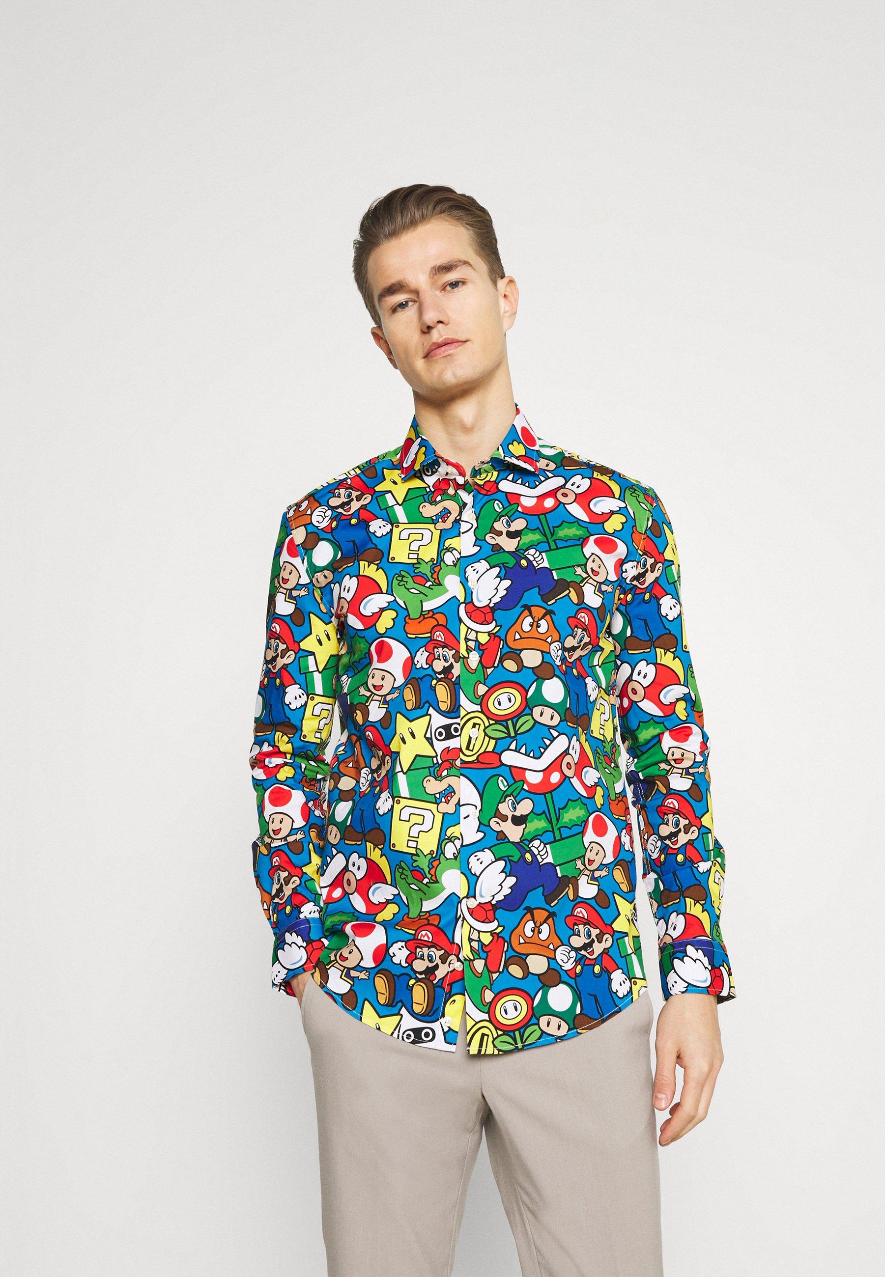 Herren SUPER MARIO™ - Hemd