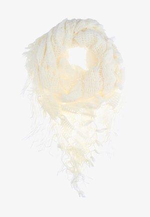 Écharpe tube - wollweiss
