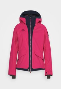 State of Elevenate - WOMENS BREVENT JACKET - Chaqueta de esquí - pink - 5