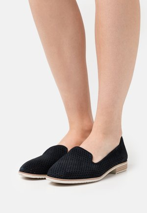 Scarpe senza lacci - navy