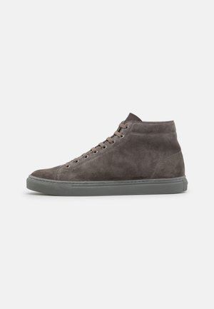 Sneakers hoog - anthracite