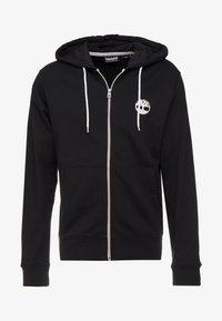 Timberland - ZIP HOODIE - Zip-up hoodie - black - 4