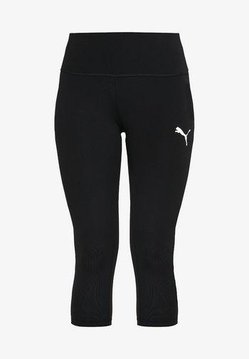 ACTIVE  - Pantaloncini 3/4 - puma black