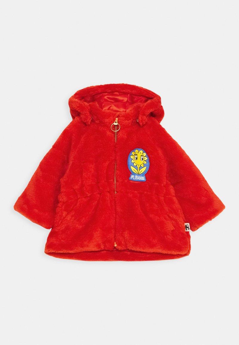 Mini Rodini - UNISEX - Winter coat - red