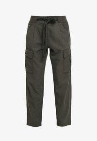 G-Star - CHISEL BF PANT WMN - Spodnie materiałowe - new drapy twill - 5