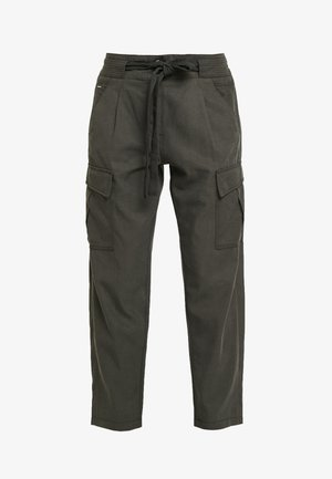 CHISEL BF PANT WMN - Bukse - new drapy twill