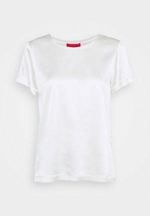 FLAVIA - T-shirt basic - ivory