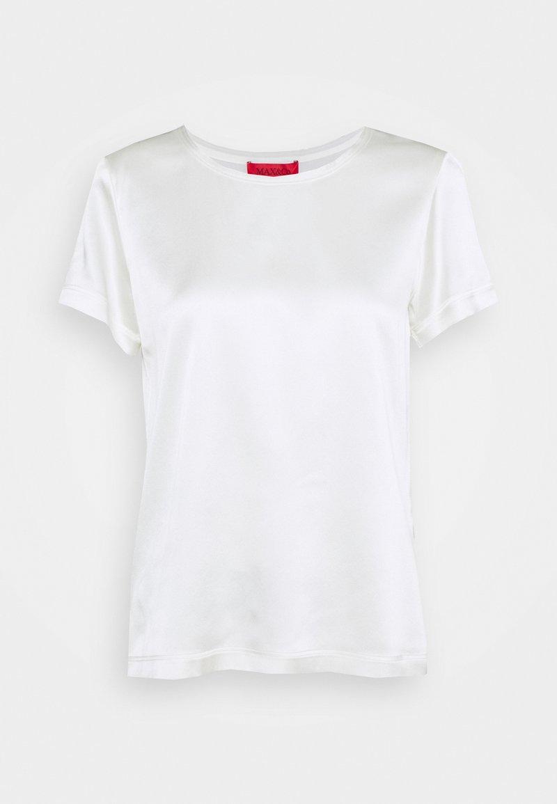 MAX&Co. - FLAVIA - T-shirt basic - ivory