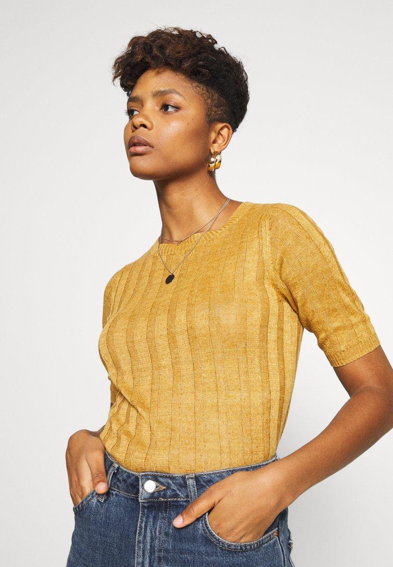 Soeur - DELON - T-shirt basic - miel
