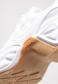 Kappa - OVERTON - Sportovní boty - white/multicolor - 5