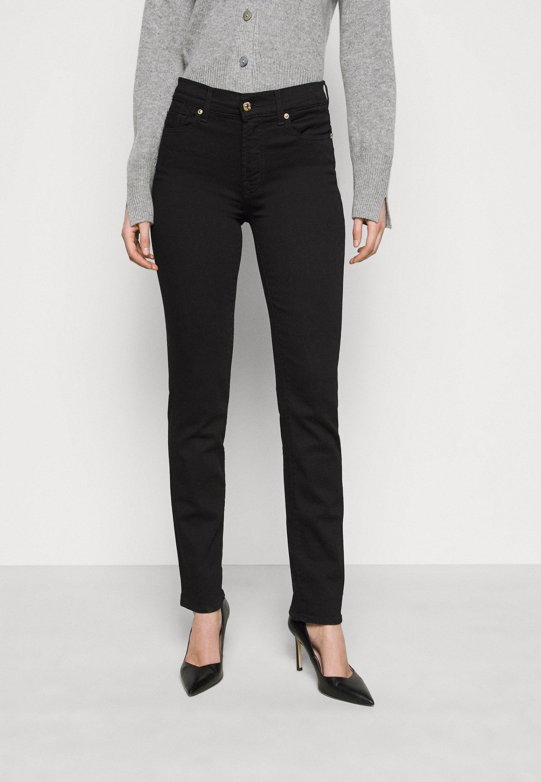 Women THE LUXURIOUS - Straight leg jeans