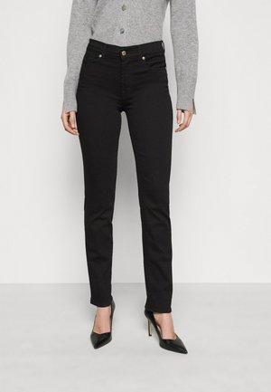 THE LUXURIOUS - Straight leg jeans - schwarz
