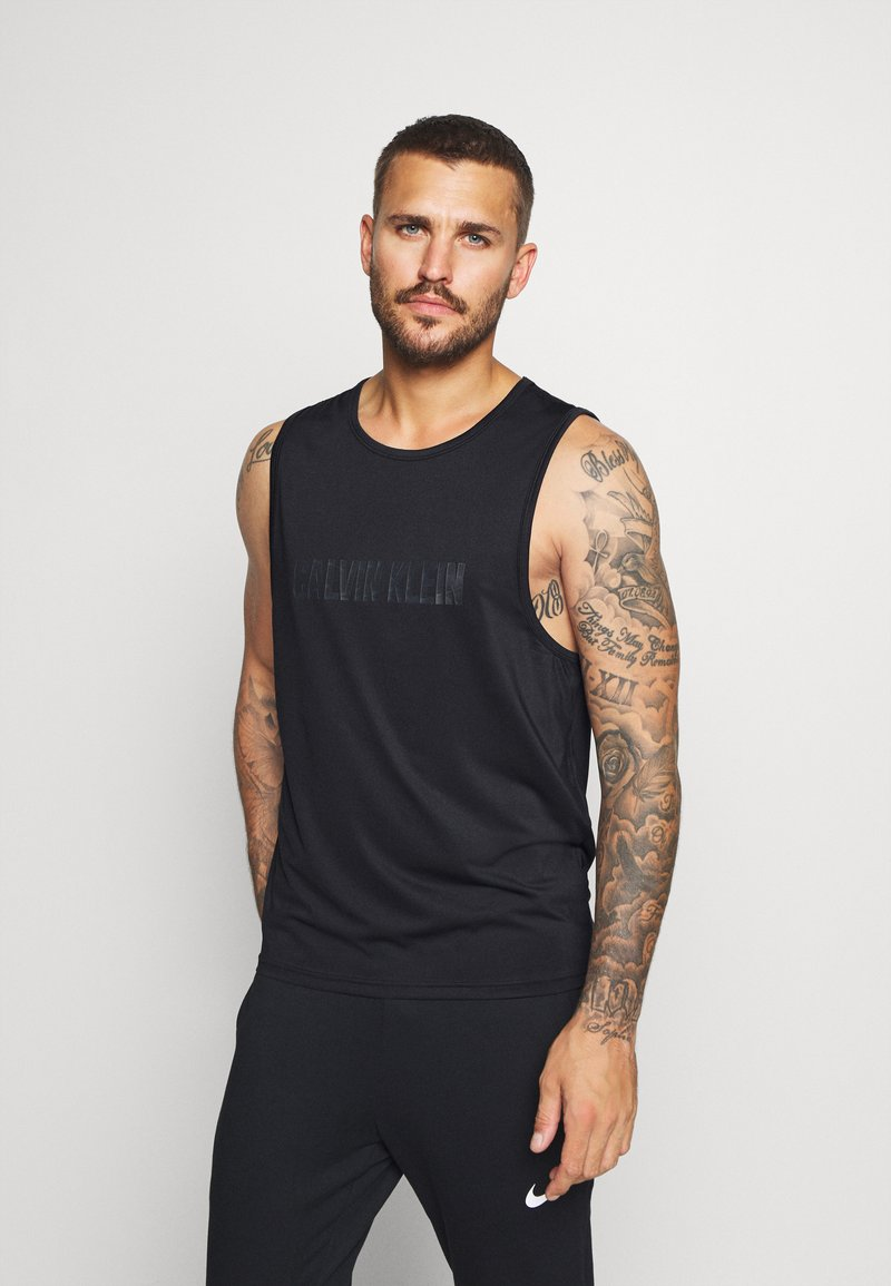 Calvin Klein Performance - TANK - Top - black